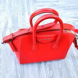 Givenchy Antigona mini handbag crossbody leather